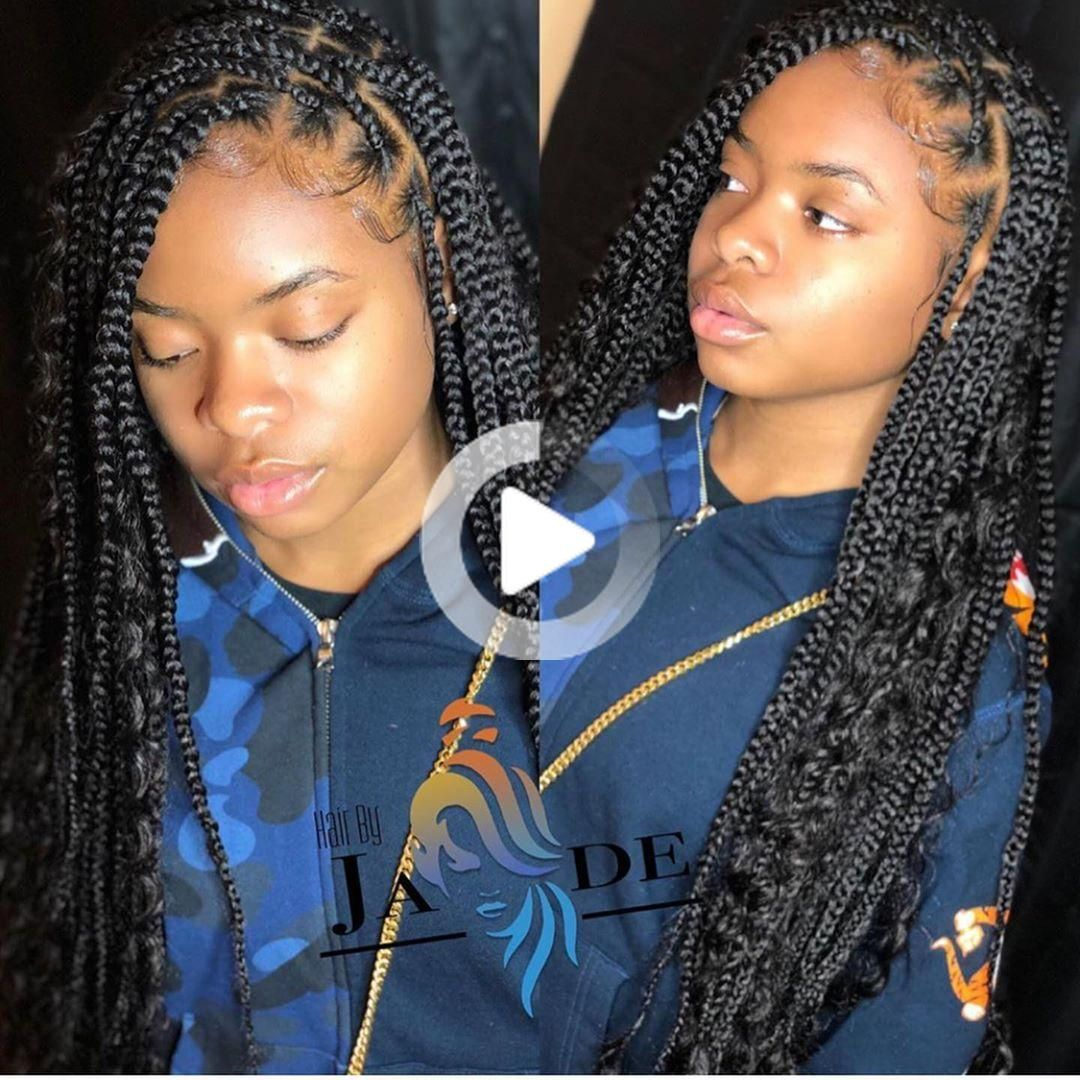 5 Easy Protective Styles For The Fall In 2020 Short Natural Hair Styles Natural Hair Styles Natural Braids