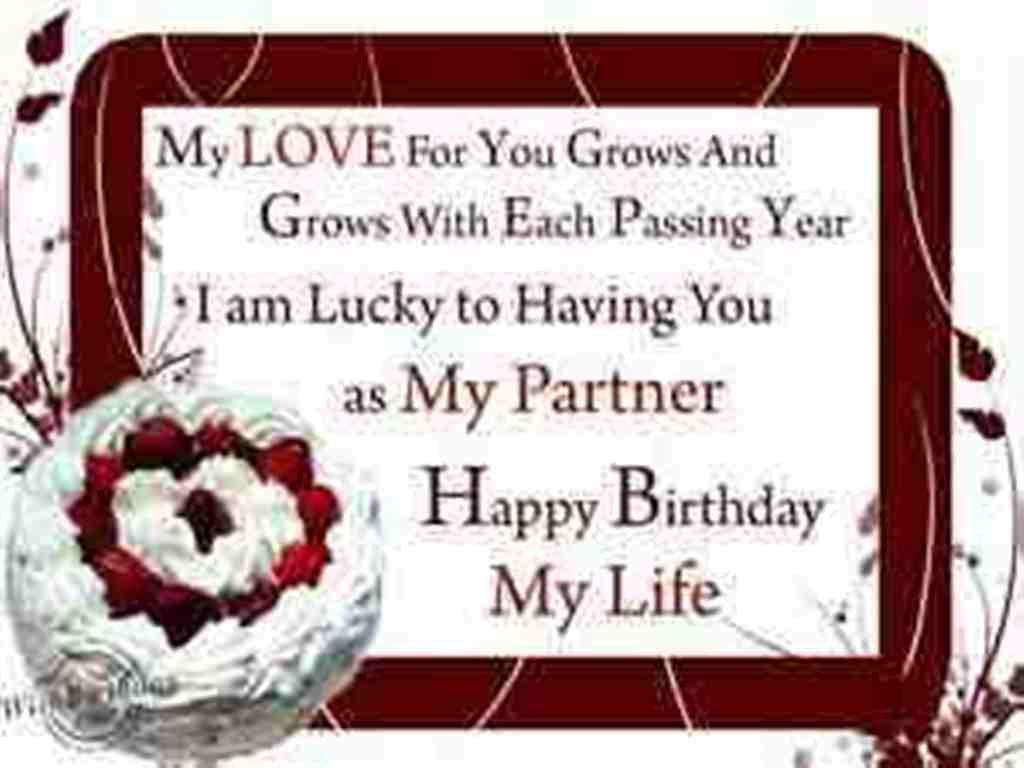 Birthday Wishes Quoteshappybirthdaywishesonline – Birthday Card Sayings Husband