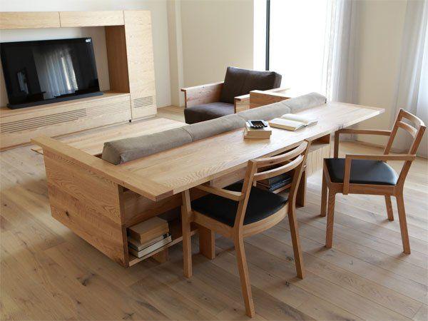 ソファーの後ろ 模様替えしませんか ギャザリー インテリア 家具 ミニマリストの家具 インテリア