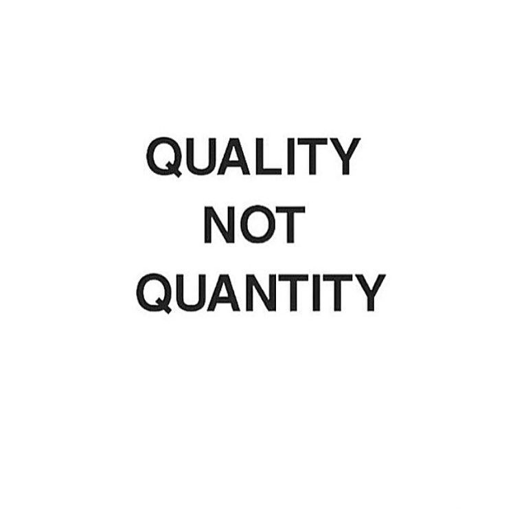 This is how we handle it!  #quote #funktionschnitt #youknowwhatwemean #quality #notquantity
