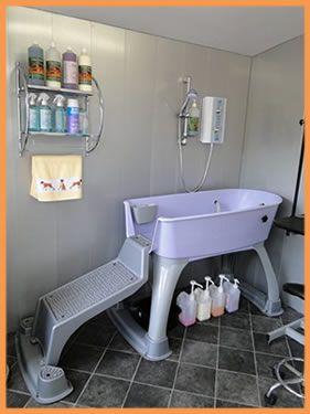Dog Grooming Salon Designs