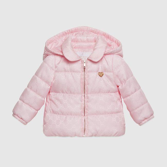 e6d83bb1903e Baby GG nylon padded jacket Kids Checklist