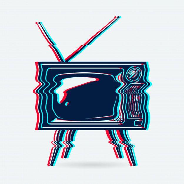 Download Retro Tv Object For Free Frames Design Graphic Retro Illustration Retro Tv