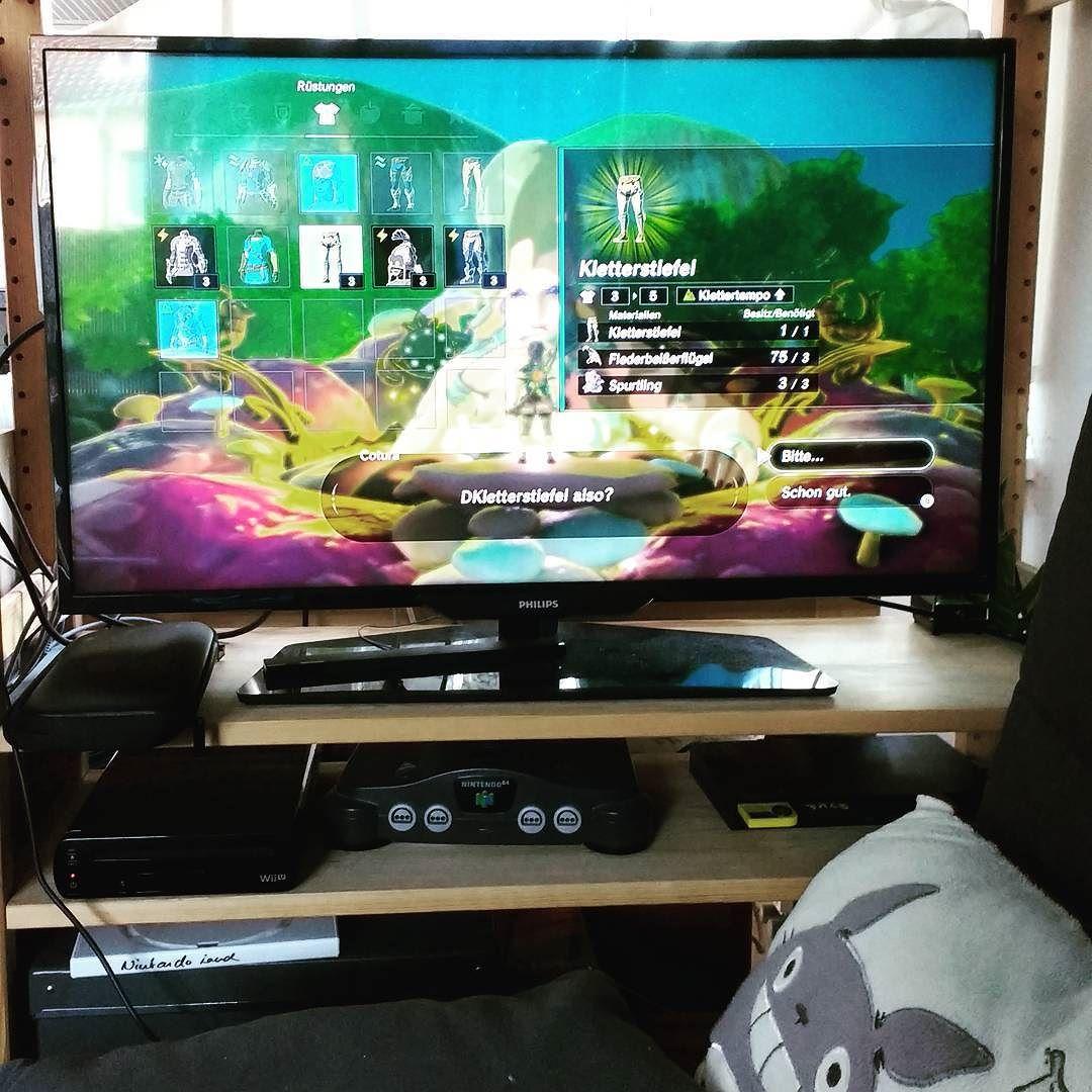 Schreibfehler Bzw Programmierfehler Ist Bei Jeder Verbesserung So Switch Nintendoswitch Breathofthewild Legendofzelda Gaming Nintendo Switch Nintendo 64 Und Breath Of The Wild