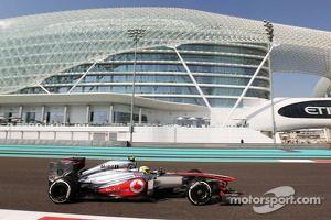 Perez 'deserves' McLaren seat in 2014 - Button | News | Motorsport.com