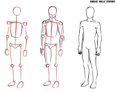 Porcion De Cuerpo Masculino Como Dibujar Cuerpos Cuaderno De Dibujos De Bocetos Cuerpo Humano Dibujo