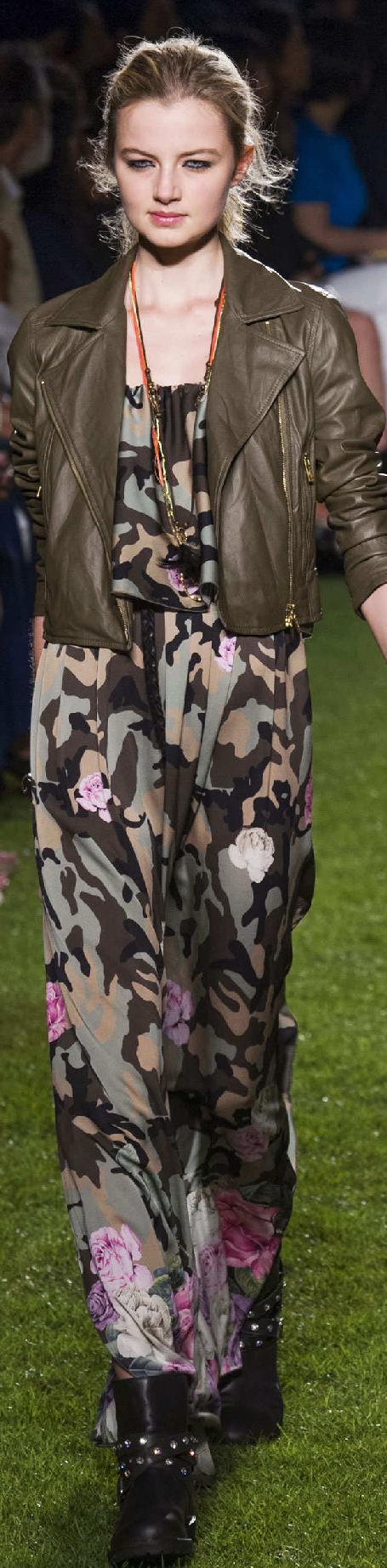 Spring 2015 Ready-to-Wear Blugirl