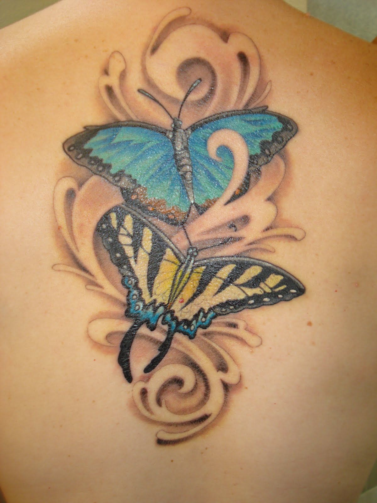 Butterfly tattoo design and meaning incredible butterfly tattoo