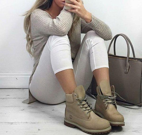 Generosidad Creo que estoy enfermo sin embargo  Outfits con botas Timberland en los que no te importaría gastar todo tu  dinero | Botas timberland mujer, Outfits con botas timberland, Outfits  formales