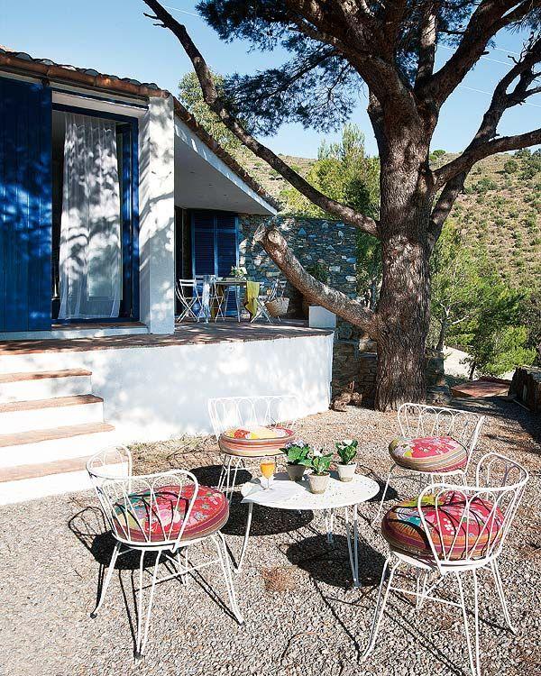 Casas De Campo Y Playa Micasa Maison Espagnole Planete Deco Maison Grecque