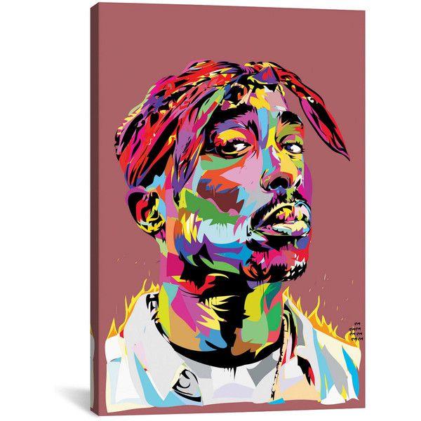 J-756 Tupac 2pac Close Eyes Rapper Music Singer Star Poster Art Decor