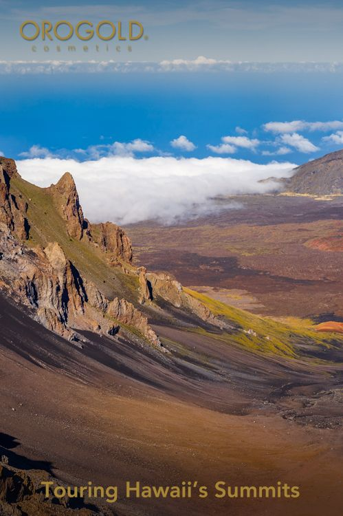 Orogold Takes You To Hawaii S Summits Travel Monument Valley Adventure Travel