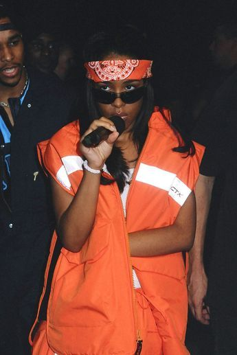 20 Outfits Only Aaliyah Could Pull Off