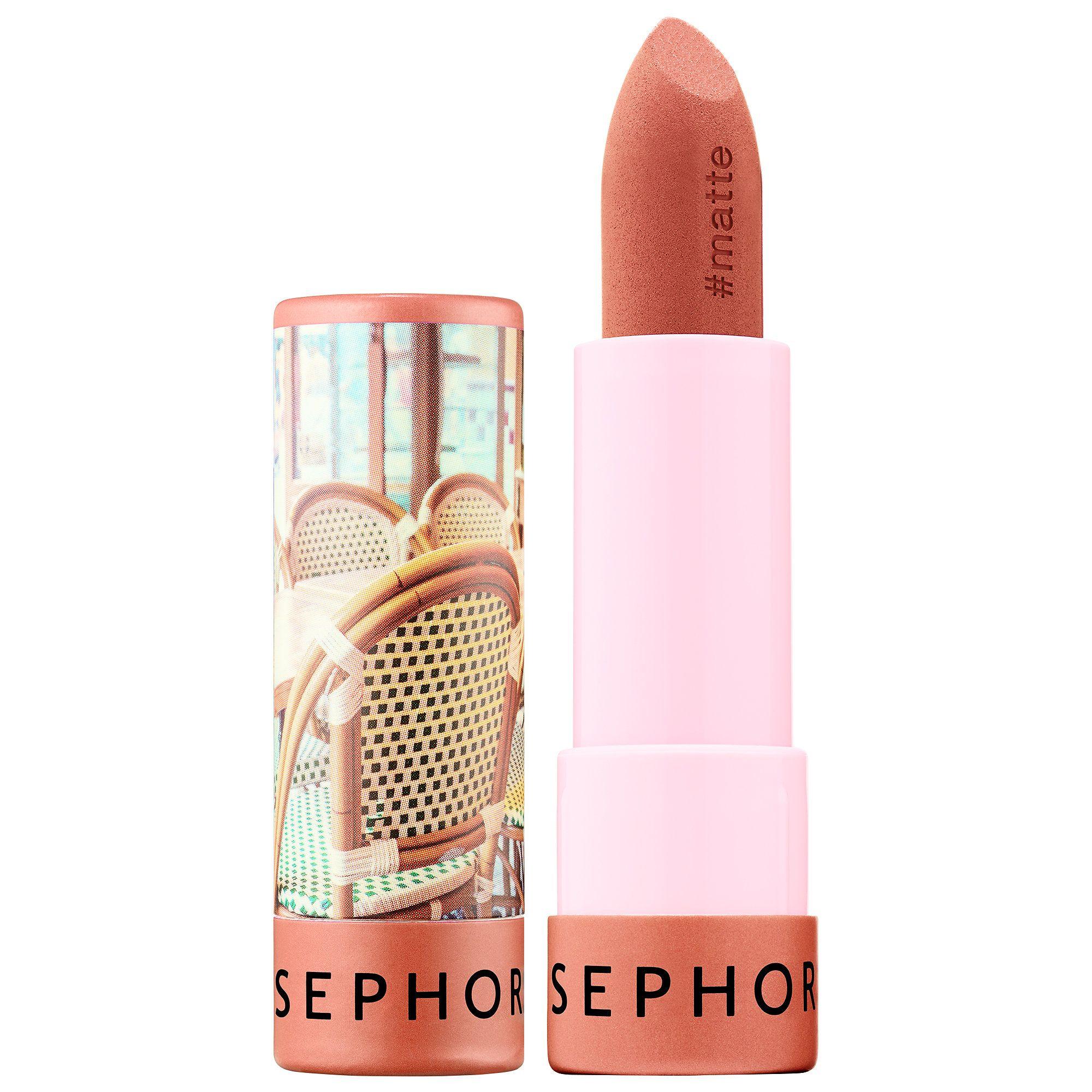 Sephora Just Launched a Line of Super AffordableLipsticks