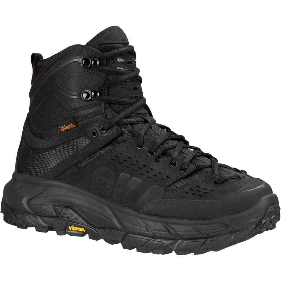 3f3cb1e5f17 Hoka One One - Tor Ultra Hi WP Hiking Boot - Men's - Black | Loadout ...