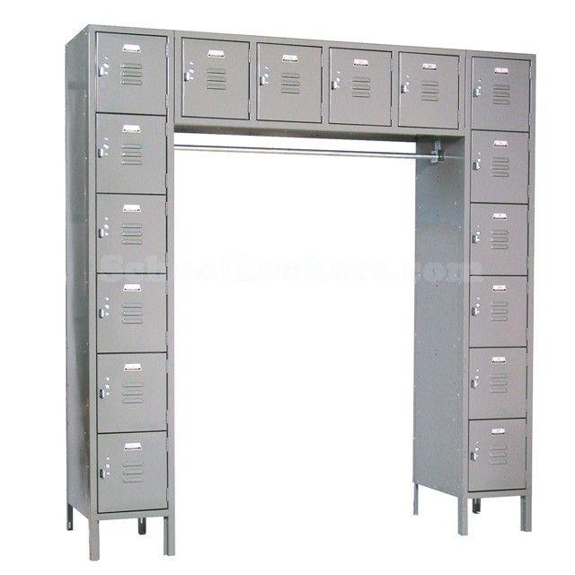 16 Person Locker Lockers Lockers For Sale Office Break Room