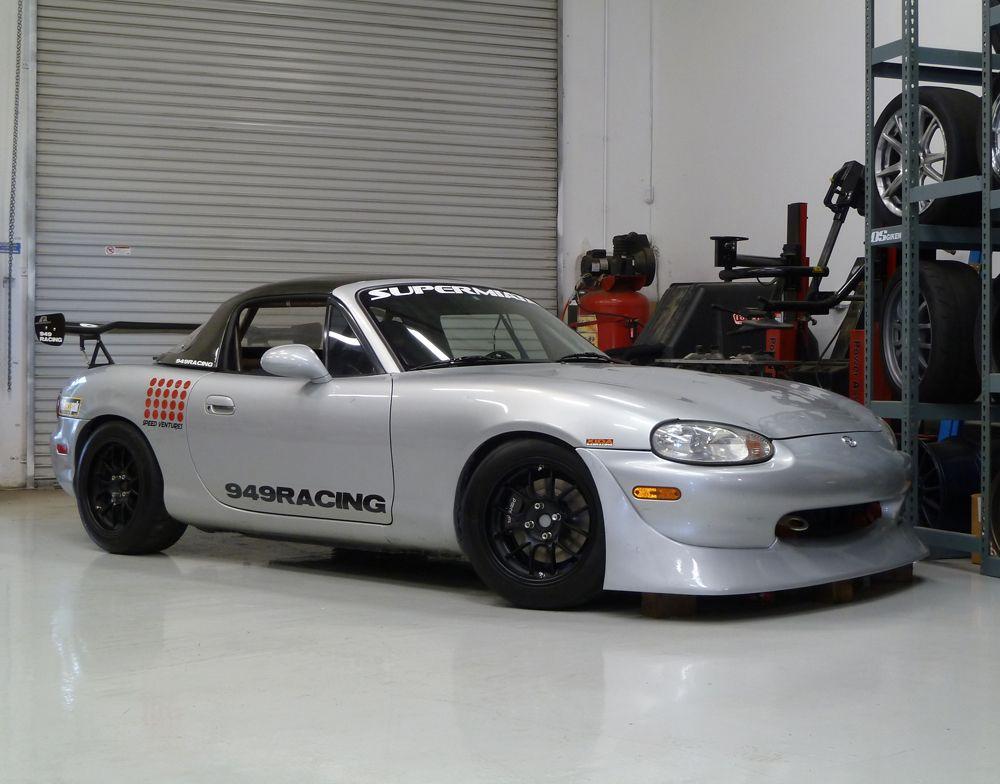 949 Racing Miata Miata Miata Wheels Mazda Miata