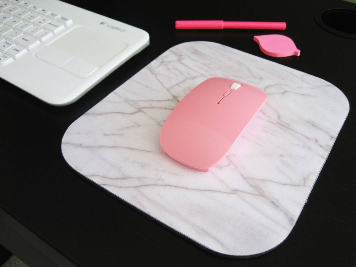 21 Diy Mouse Pad Ideas That You Can Make Easily Diy Mouse Pad