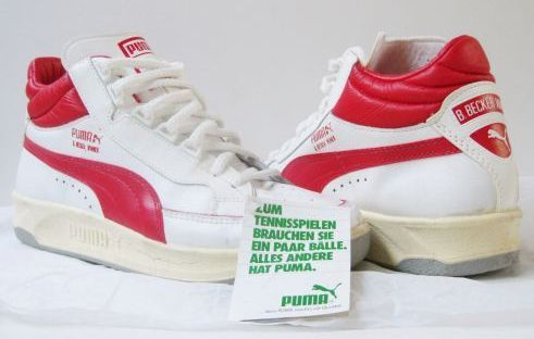 hot-selling authentic brand quality cheap price The Original PUMA Boris Becker OG, the pair that Boris ...