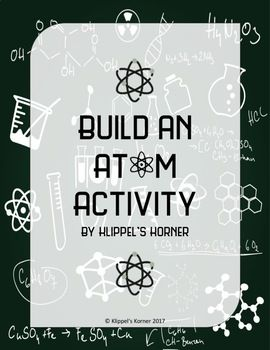 Build an atom hands on activity discovery lab pinterest in this hands on activity students will work with their periodic table to determine the number of protons electrons and neutrons in a urtaz Images