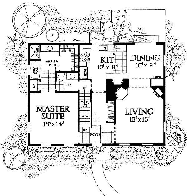 plan 81264w charming cape house plan cape cod style cape cod