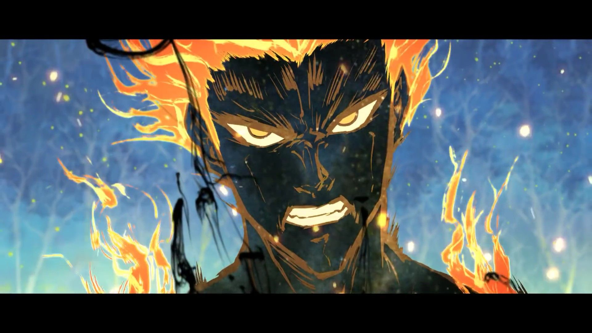 Chinese anime fog hill of five elements anime artistas