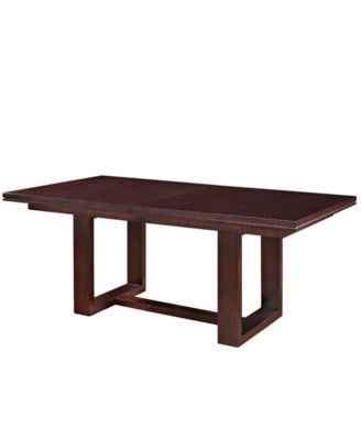 Belaire Expandable Dining Table Macys Com Dining Table