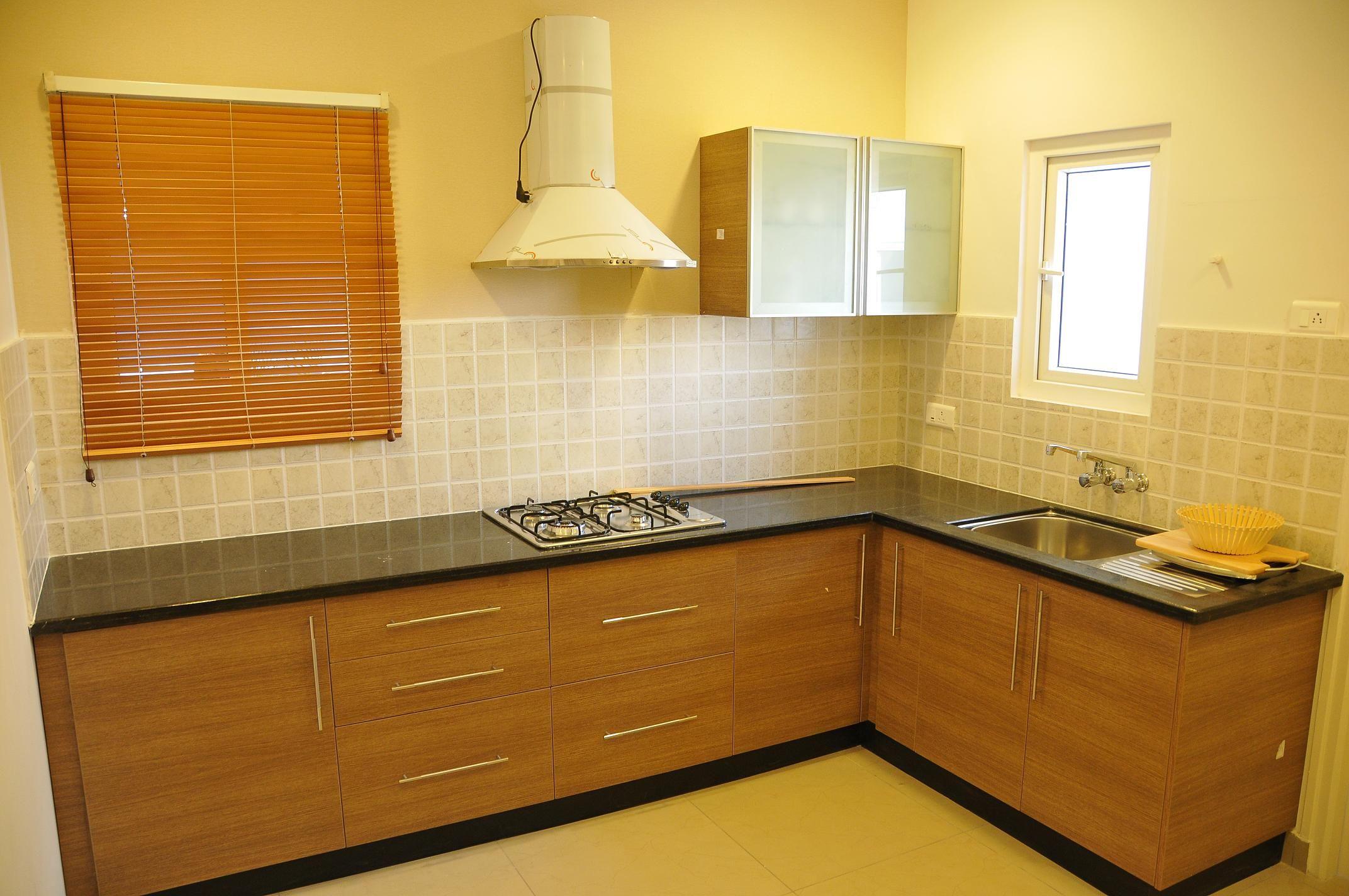 Modular Kitchen - www.aparnaconstructions.com | Aparna Hillpark ...