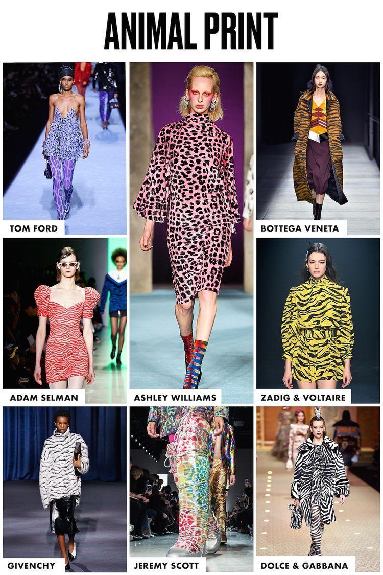 Animal Print 2019/2020 #luxurydotcom | Fashion as 2020 in ...