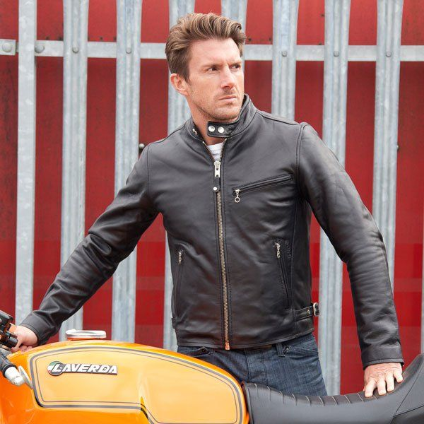The Bell Schott Café Racer Jacket
