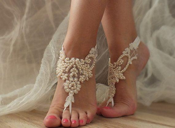 a20e81e7f353f Sandals Beach Shoes Bridal Sandals Lariat Sandals ...