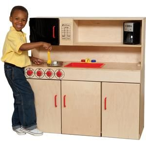 5 In 1 Play Kitchen Center Play Kitchenswood Designheads