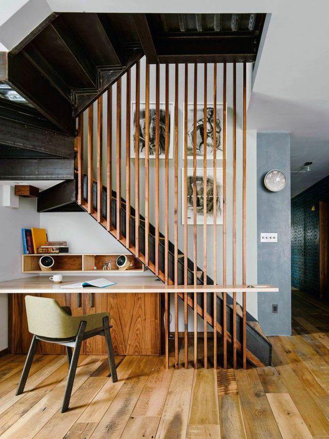 Hervorragend Aménager l'espace sous l'escalier : inspirations déco | Claustra  KT06