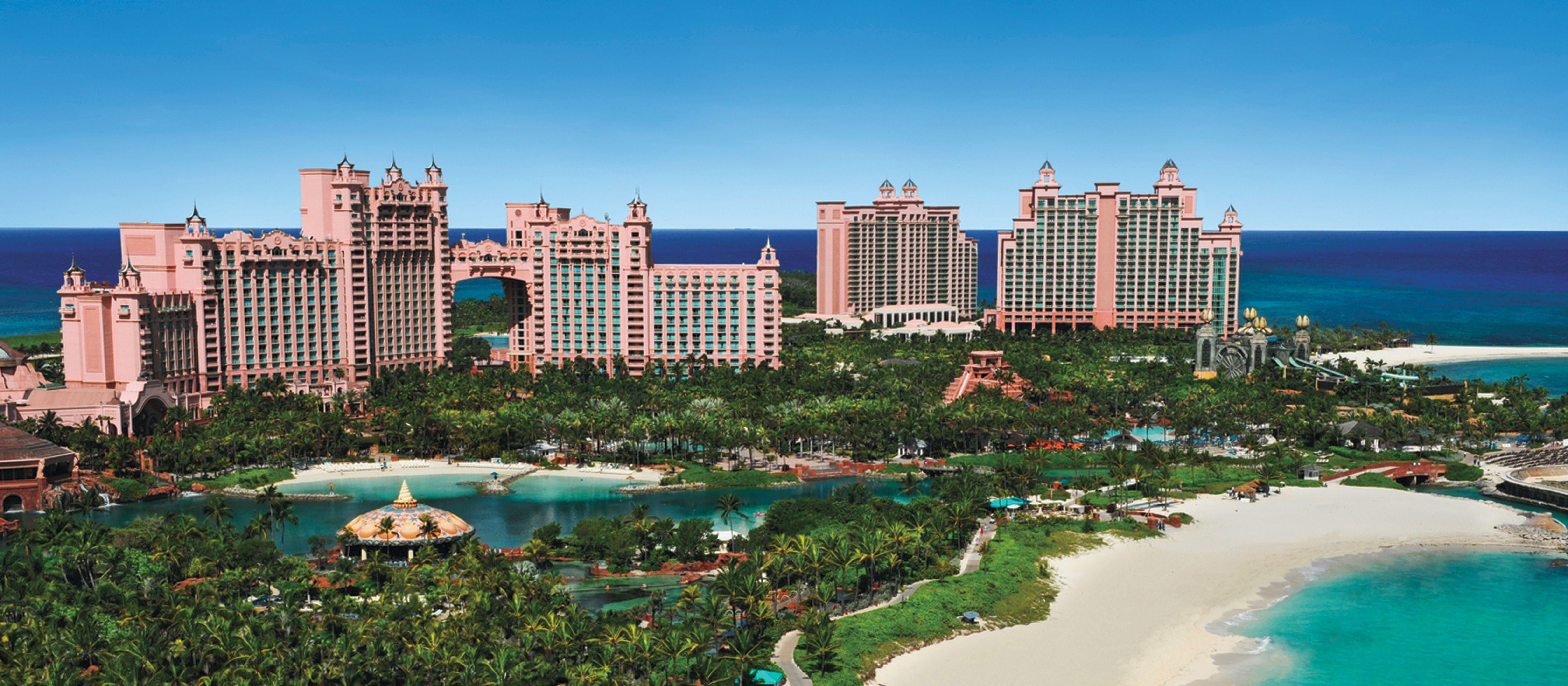 book a vacation to atlantis paradise island bahamas and save when you book air hotel through jetblue vacations - Bahamas Resorts Hotels