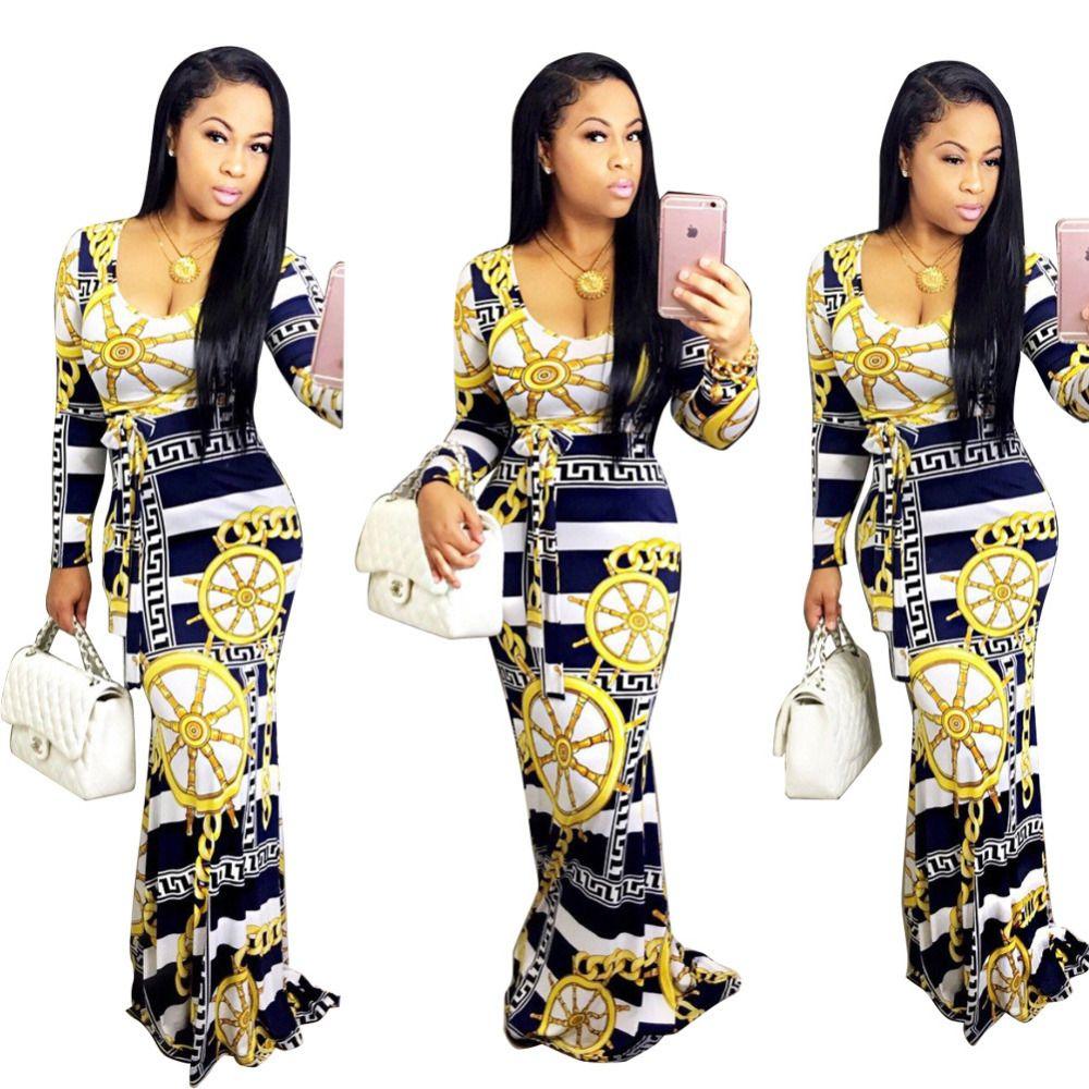2017 Summer Dashiki maxi dress Traditional African Print long Dress Dashiki Elastic elegant Bodycon vintage Dresses 6133-G5