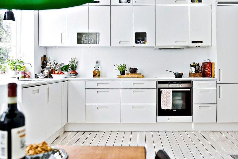 Białe Meble Kuchenne Ciekawe Kuchnie Pinterest