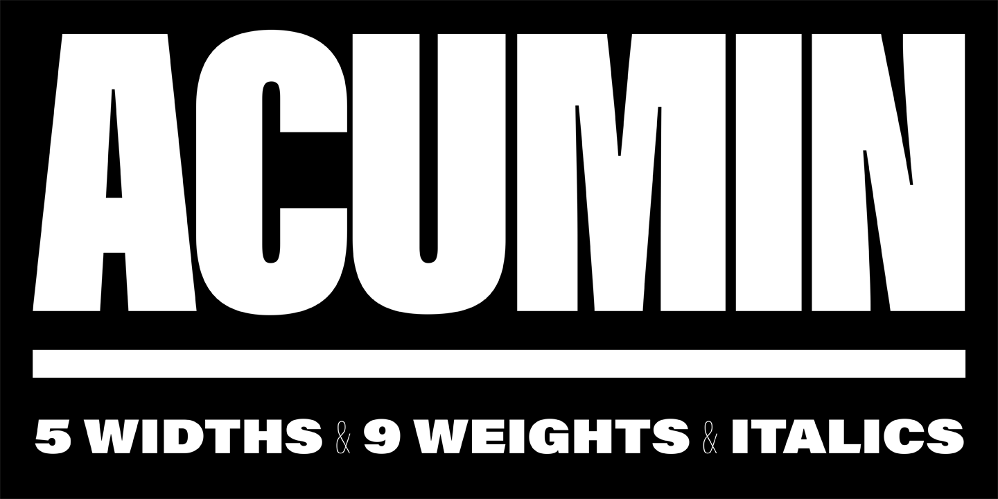 Download Check out the Acumin Pro font at Fontspring. Acumin Pro is ...