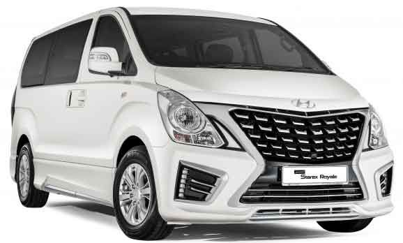 2017 Hyundai Grand Starex Royale Facelift Price Release Date Specs In Malaysia