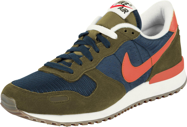 Nike Air Vortex | Retro schoenen, Blauw oranje, Nike