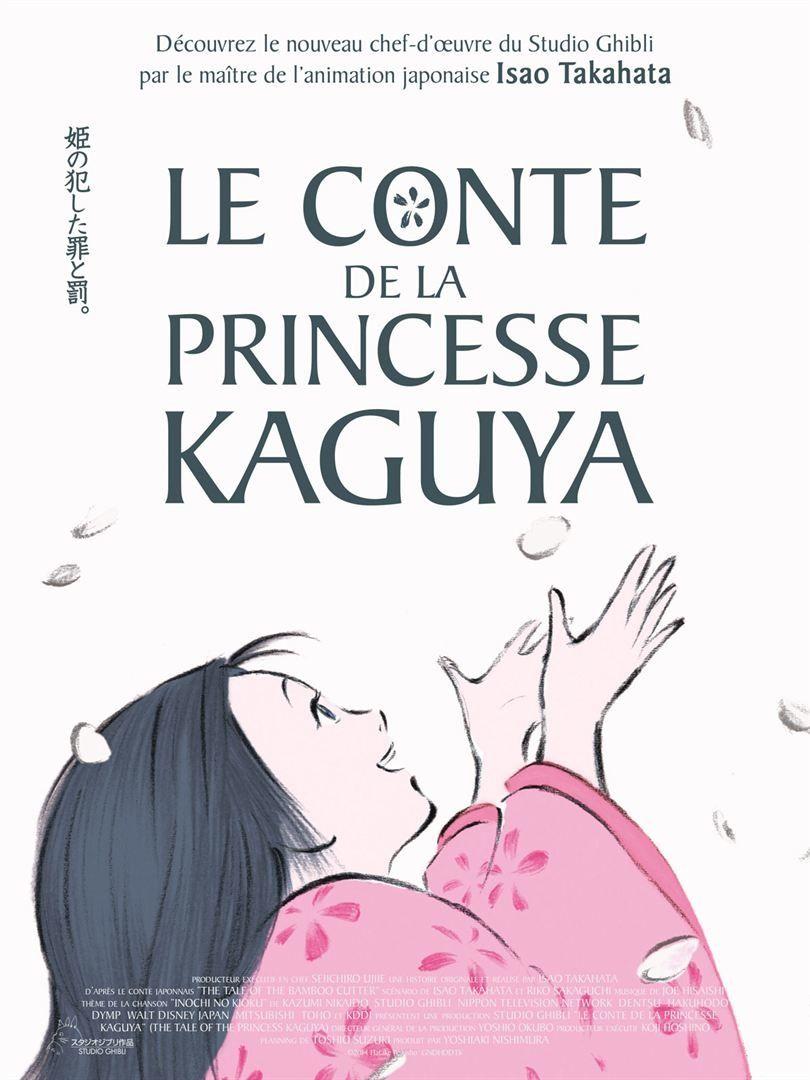 Le conte de la princesse Kaguya Streaming   SOKROFLIX