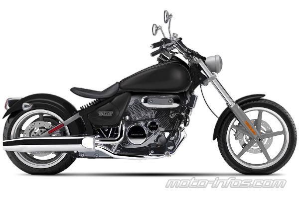 moto infos photos nouveaut moto 2011 un bobber 125 chez tgb moto pinterest bobbers. Black Bedroom Furniture Sets. Home Design Ideas