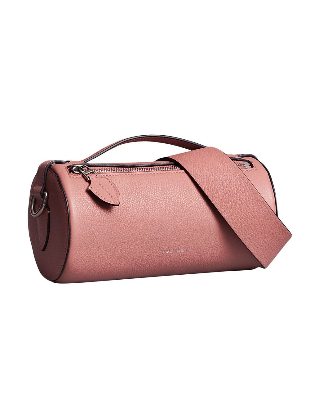 01541a91b6fb Burberry The Leather Barrel Bag in 2018   Fashion Design   Pinterest ...