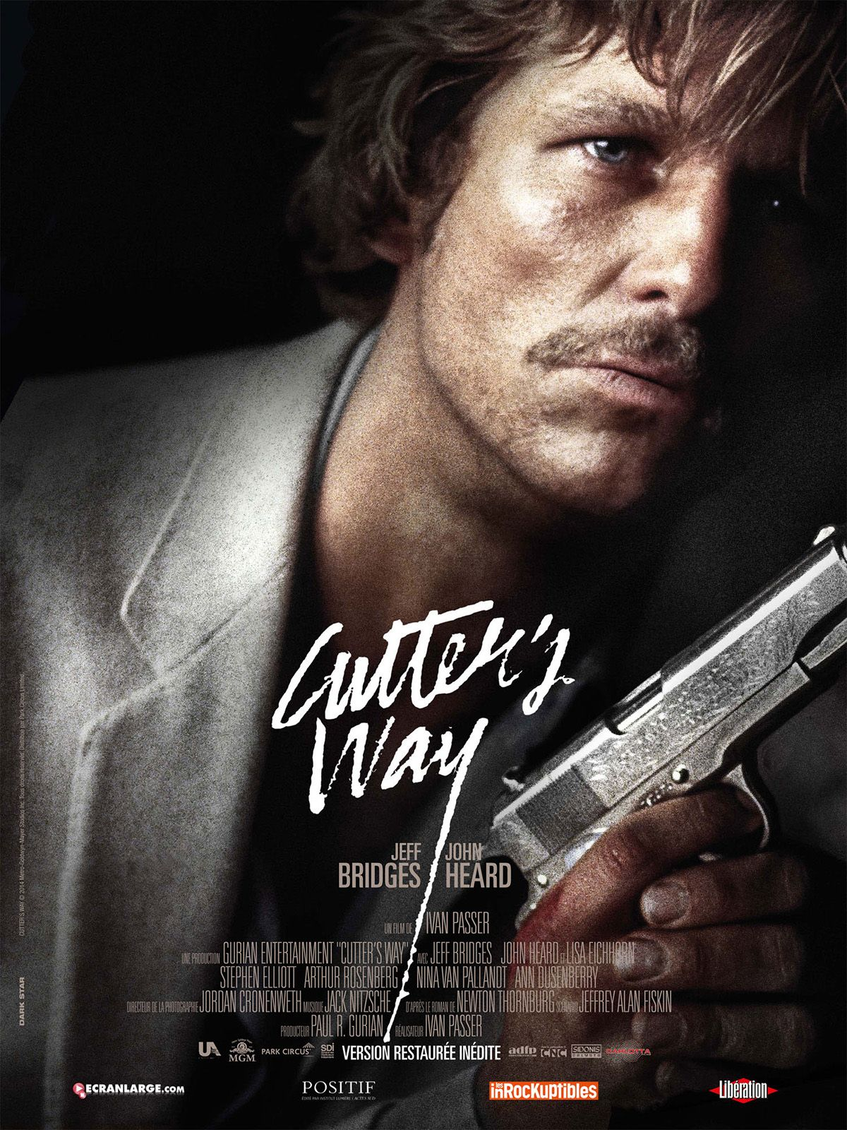 Cutter's way • Ivan Passer Jeff johns, Film, Mgm