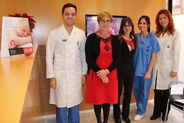 La Directora General de Planificación, Ordenación e Inspección Sanitaria de Castilla-La Mancha, Maite Marín Rubio, ha visitado las nuevas instalaciones que el