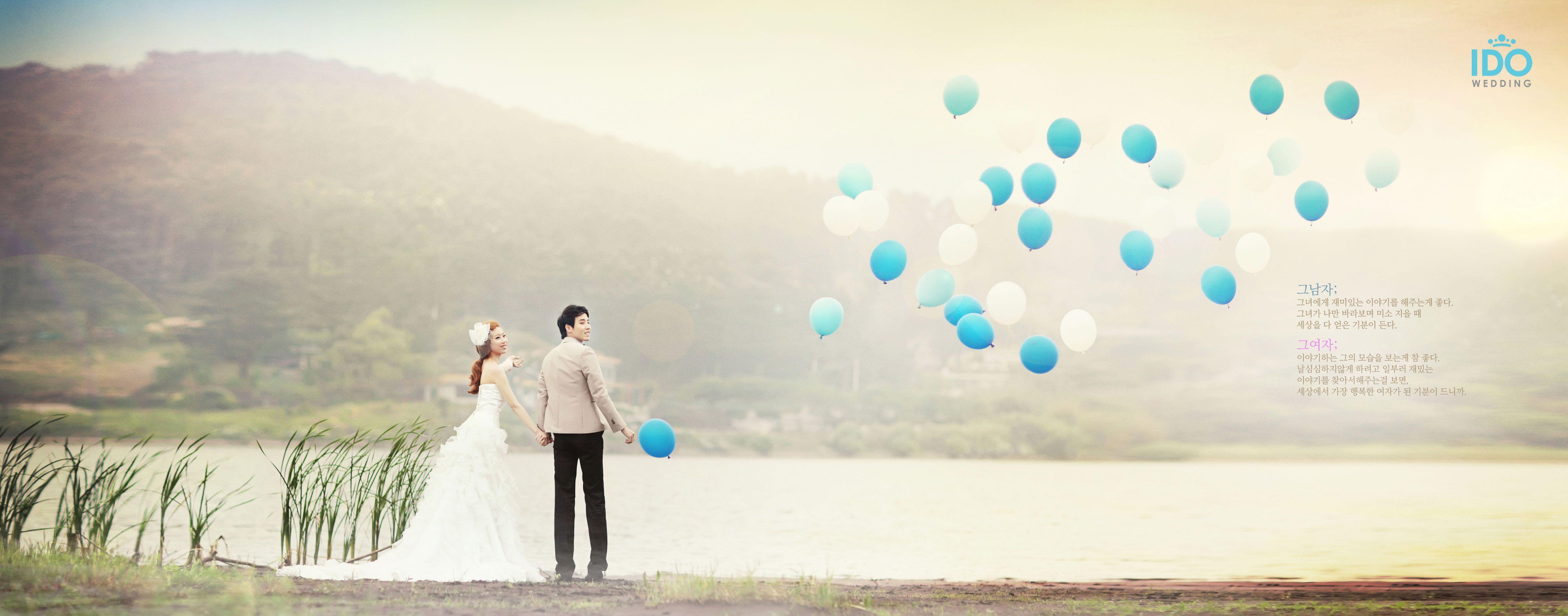Korean concept wedding photography idowedding owedding