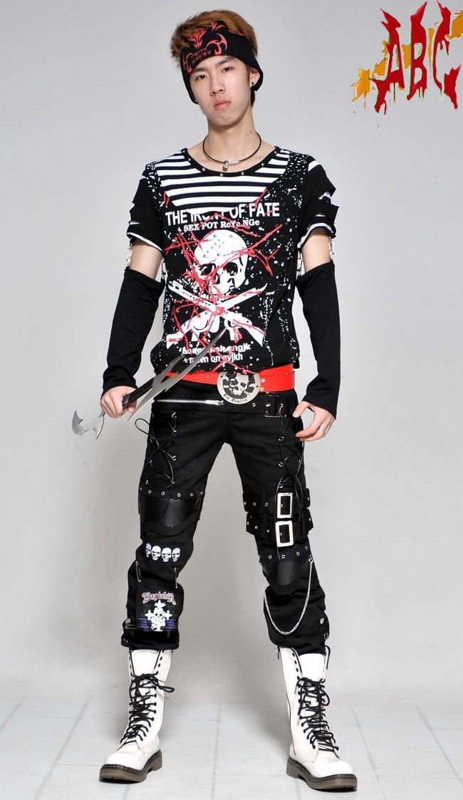 punk rock clothing guys wwwimgkidcom the image kid
