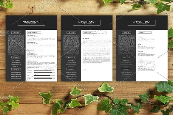 Resume Template CV Template -V020 by Template Shop on - perfect resume template
