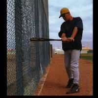 Should I Use The Fence Drill To Improve My Swing Drill Baseball Fastpitch