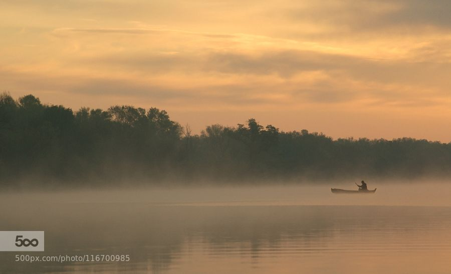 Boat by DmTr_Annap #nature