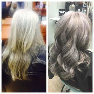 Highlights lowlights gray hair google search silver hair highlights lowlights gray hair google search pmusecretfo Choice Image